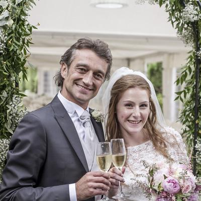 Francesca & David