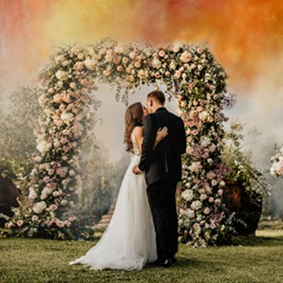 Lisa & Johannes's Tuscan Wedding